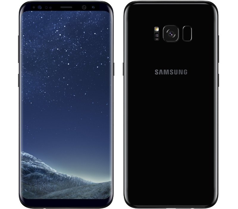 samsung galaxy s8 plus 64gb noir d bloqu tout op rateur. Black Bedroom Furniture Sets. Home Design Ideas